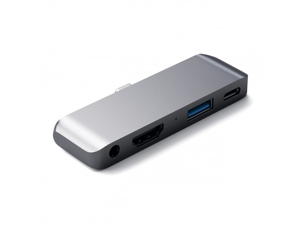 SATECHI SmartphoneHUB spacegray 1 FLAT