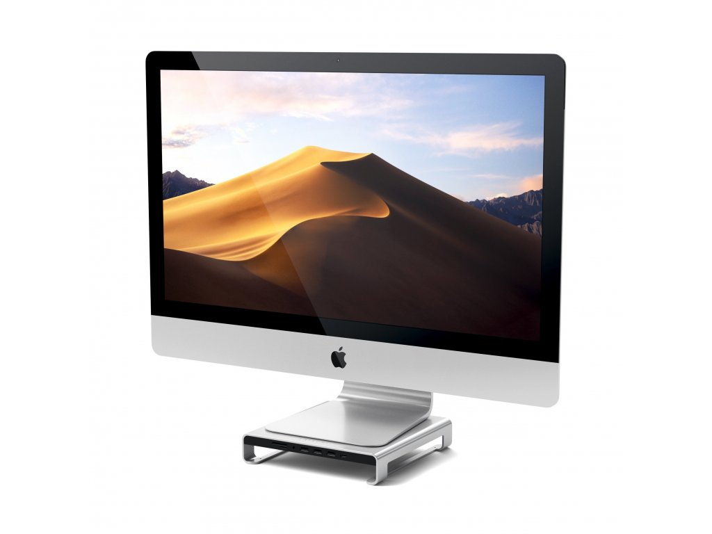 SATECHI iMac Stand SILVER 9