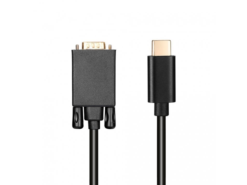 USB C to VGA male 2