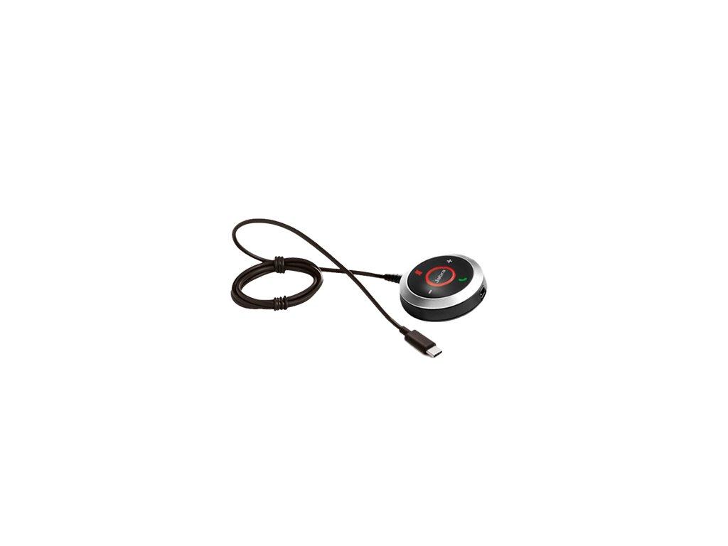 Jabra Evolve 40 Link UC, USB-C - Jack