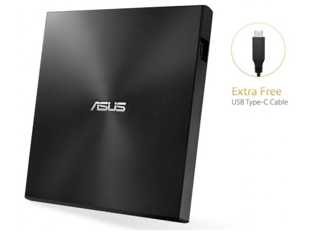 ASUS SDRW-08U9M-U BLACK (USB-C/A) + bitdefender