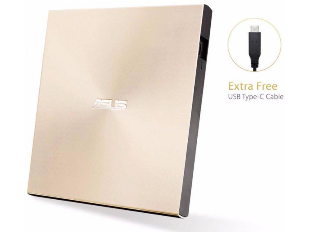 ASUS SDRW-08U9M-U GOLD (USB-C/A) + bitdefender