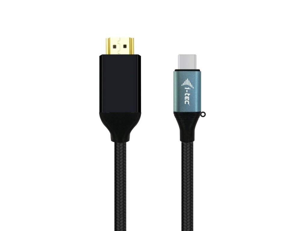 i-tec USB-C HDMI Cable Adapter 4K / 60 Hz 150cm