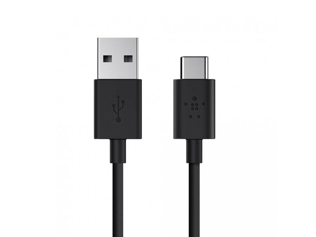 BELKIN MIXIT UP USB-A 2.0/USB-C, 3A, černý