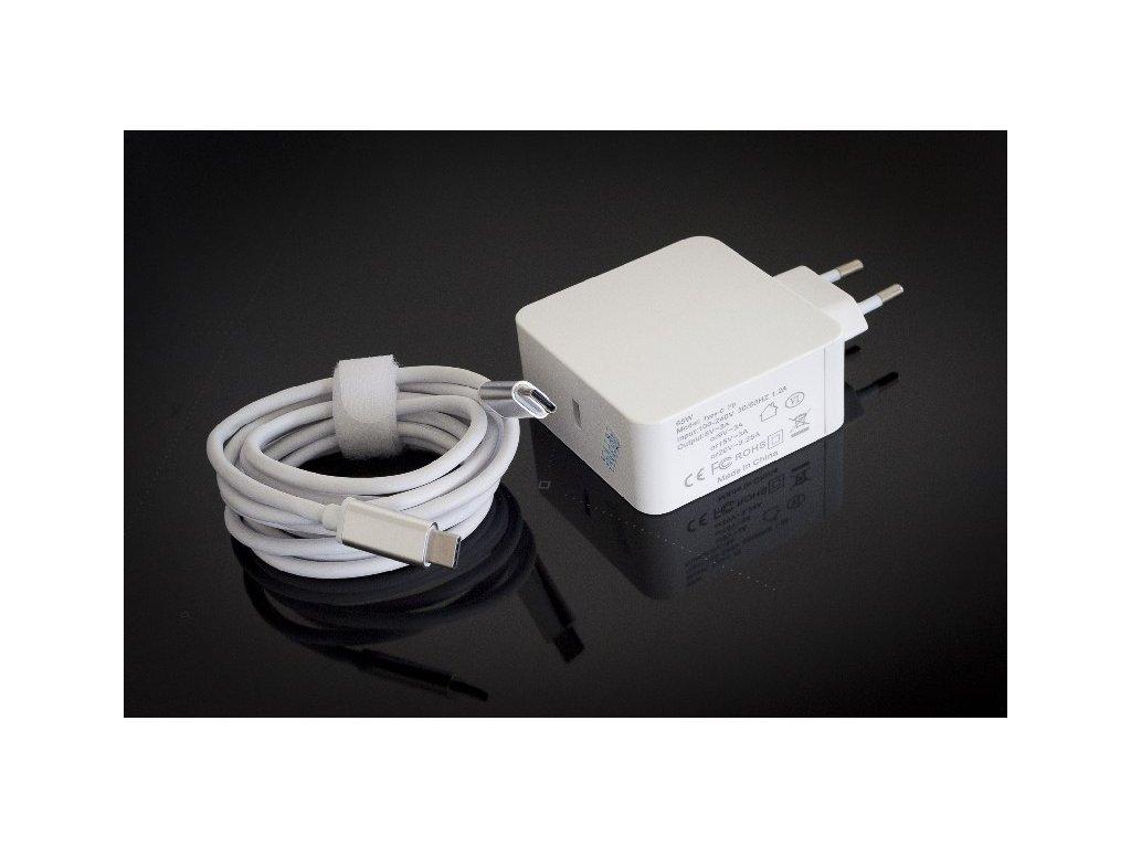 Náhradní AC adapter pro Apple 65W (3.25A)