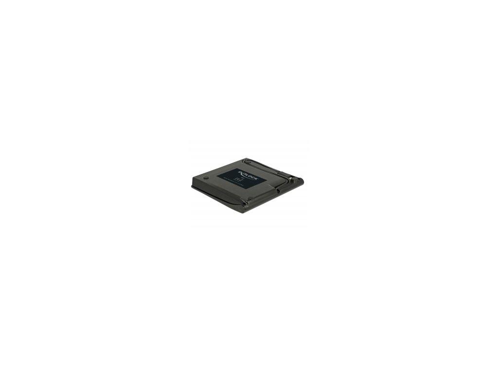 "Delock Externí skříň pro 5.25"" Slim disky SATA 12,7 mm na USB Type-C samec"