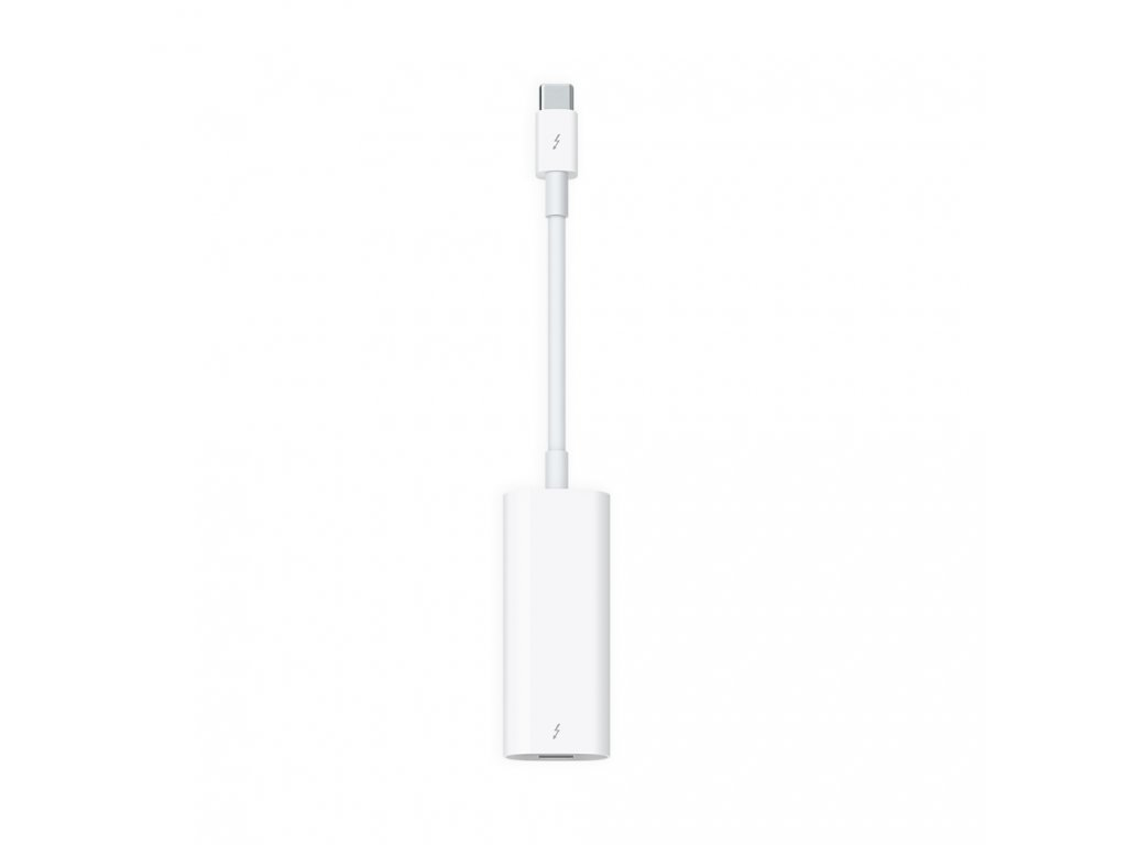 Thunderbolt 3 (USB-C) to Thunderbolt 2 Adapter