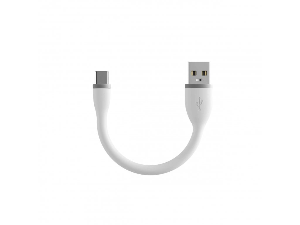 flexible type c charging cable cables satechi 6 inch white 370718