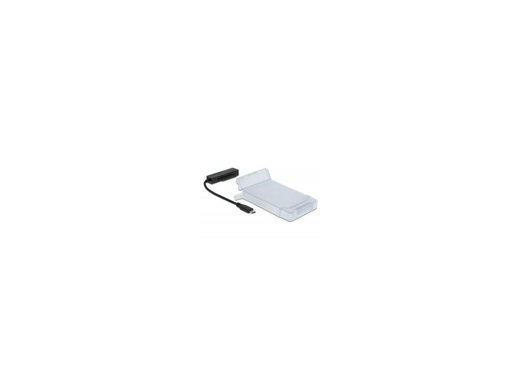"Delock Konvertor z USB Type-C na SATA s ochranným 2.5"" krytem"