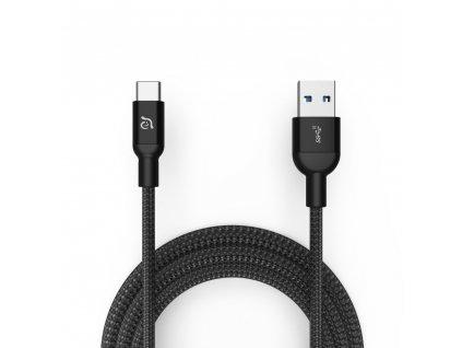 Adam Elements CASA M100+ kabel, 1m, černý
