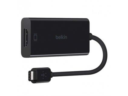 BELKIN HDMI - USB-C adaptér, 4K, černý