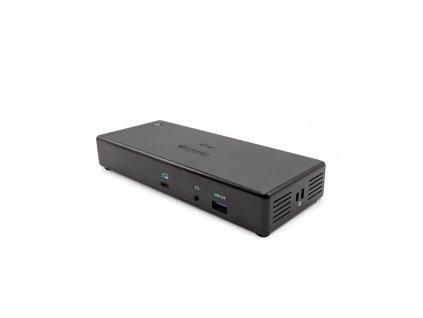 i-tec Thunderbolt3 Dual DisplayPort 4K Docking Station, Power Delivery 85W, kompatibilní s USB-C