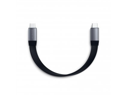 usb c to usb c gen 2 flat cable cables satechi 912042