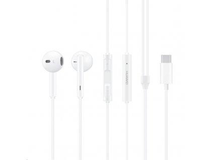 Huawei In-ear sluchátka CM33, USB-C, White