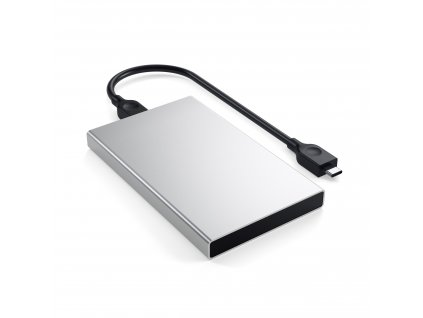 SATECHI typeC HDD new cable SILVER 1