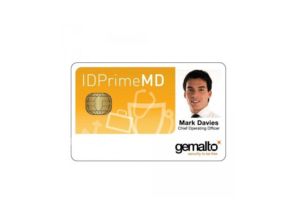 hybridní čipová karta Gemalto IDPrime MD 841 Mifare DESFire 4K