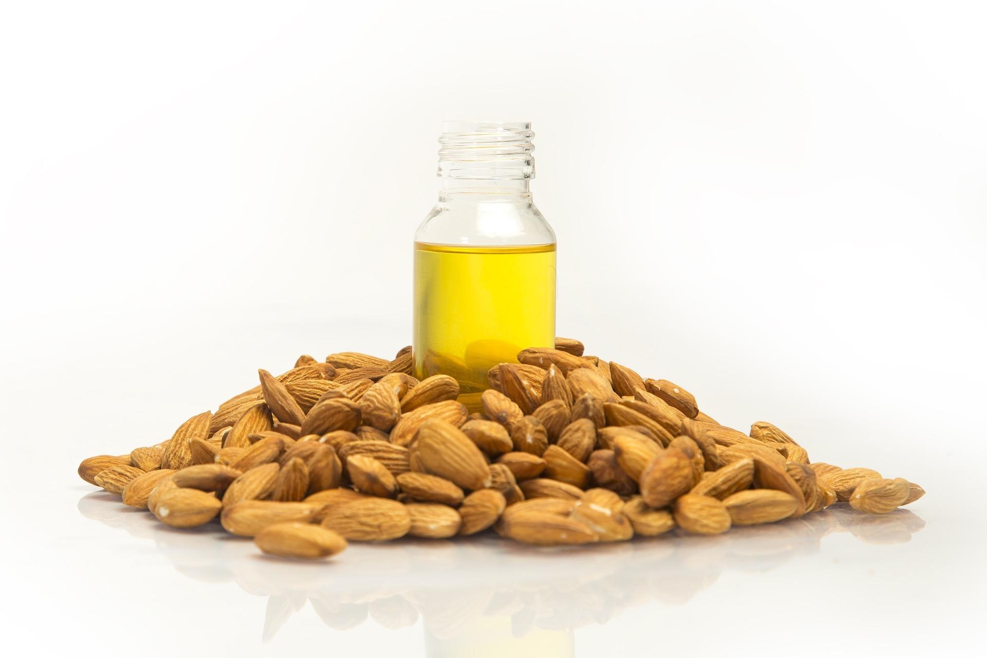 Mandľový olej a jeho benefity