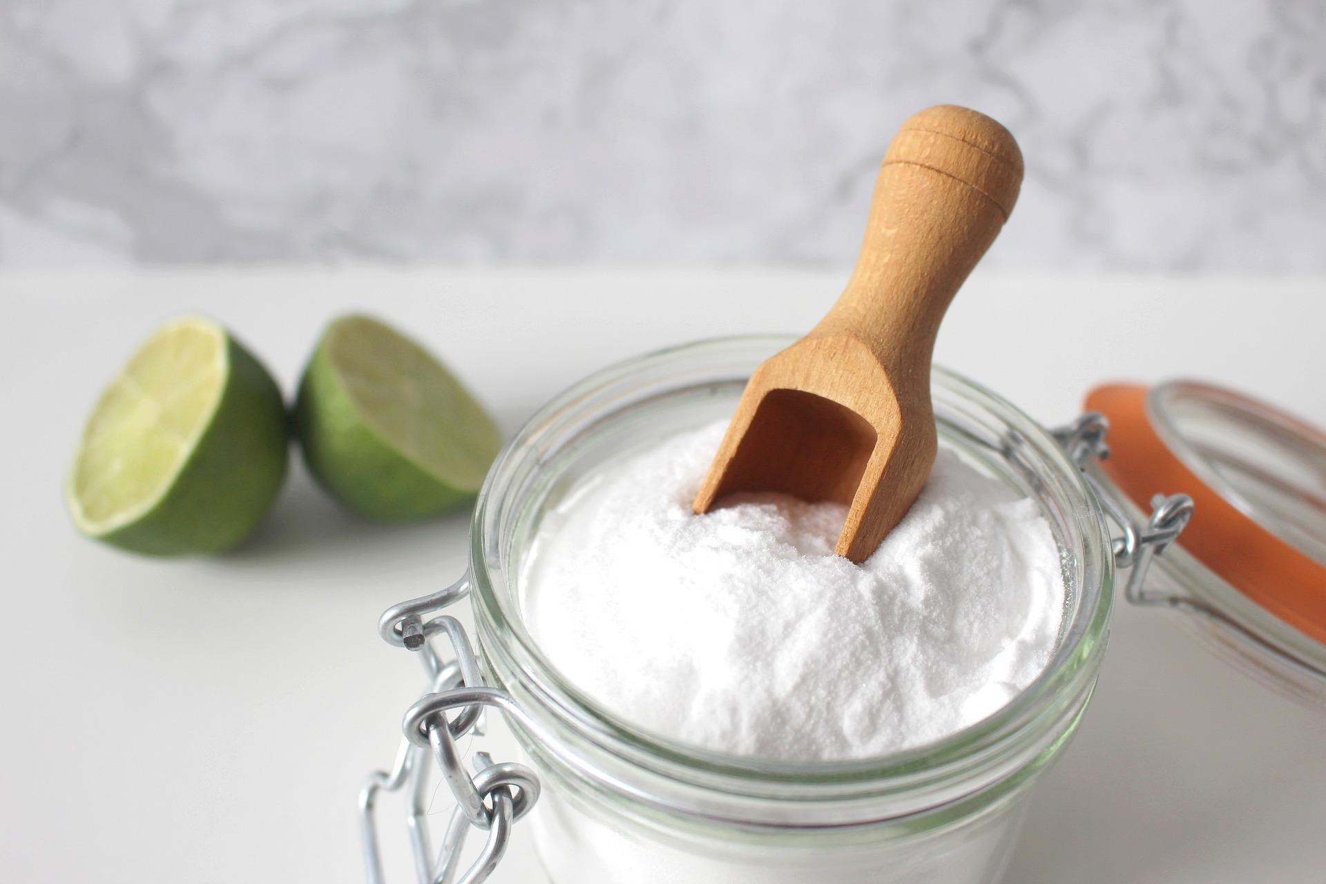 15 tipov ako použiť sódu bikarbónu v kuchyni