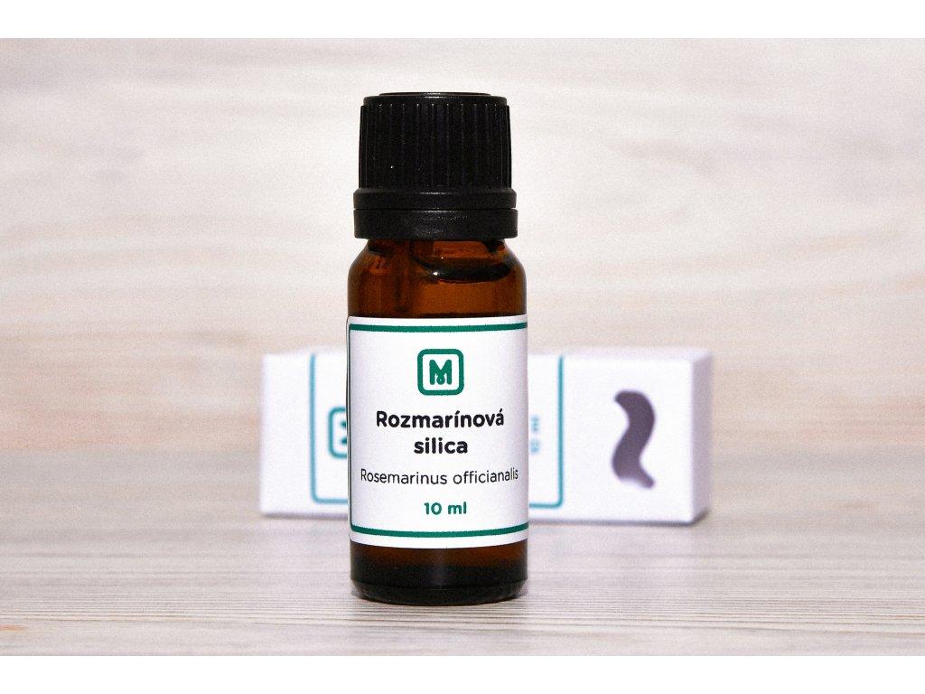rozmarínová silica esenciálny olej