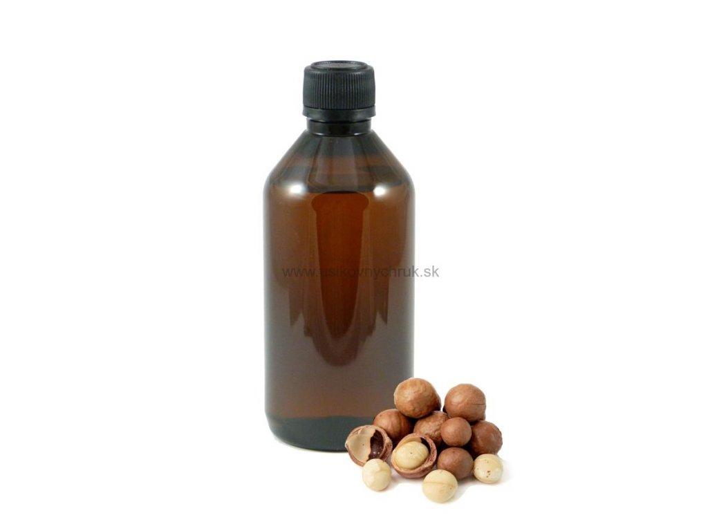 Makadamiový olej 1 l