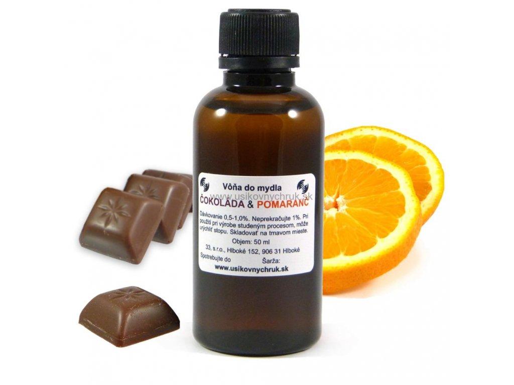 Vôňa do mydla Čokoláda & pomaranč 50 ml