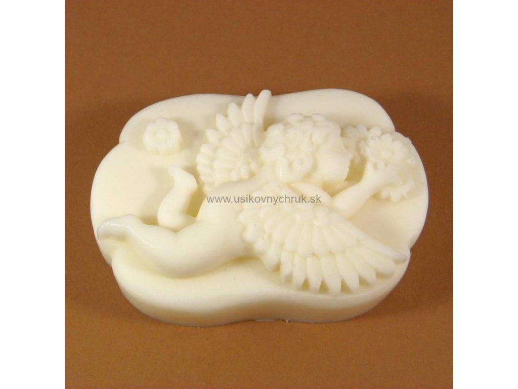 Silikónová forma na mydlo ANJEL