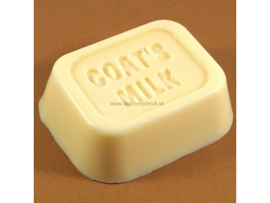 Silikónová forma na mydlo GOAT'S MILK