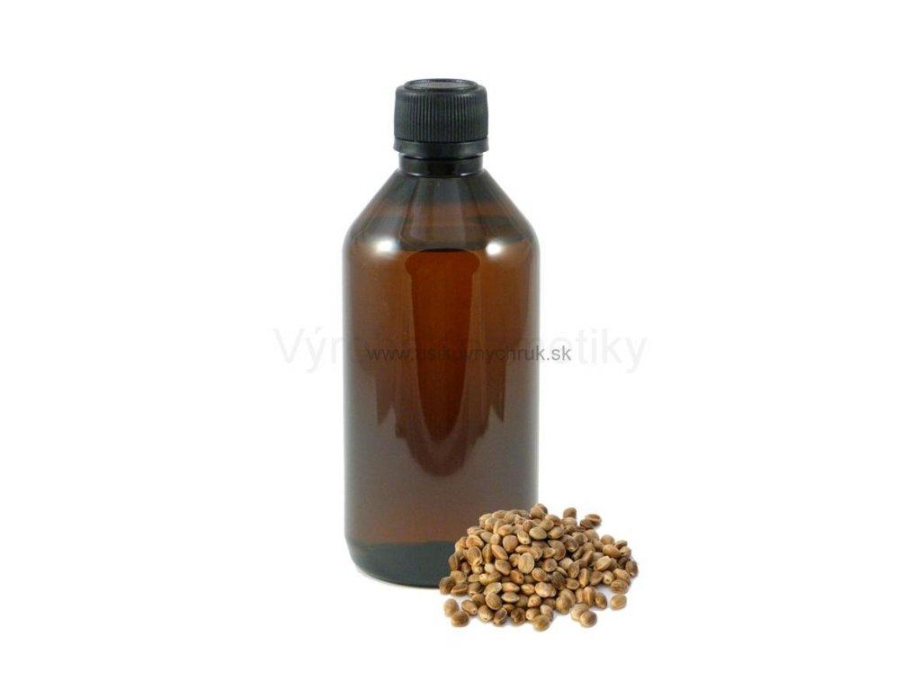BIO konopný olej (lisovaný za studena) 250 ml