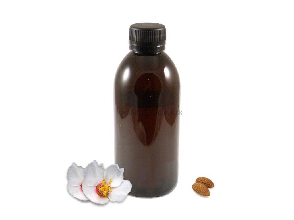 mandľový olej za studena lisovaný 100 ml
