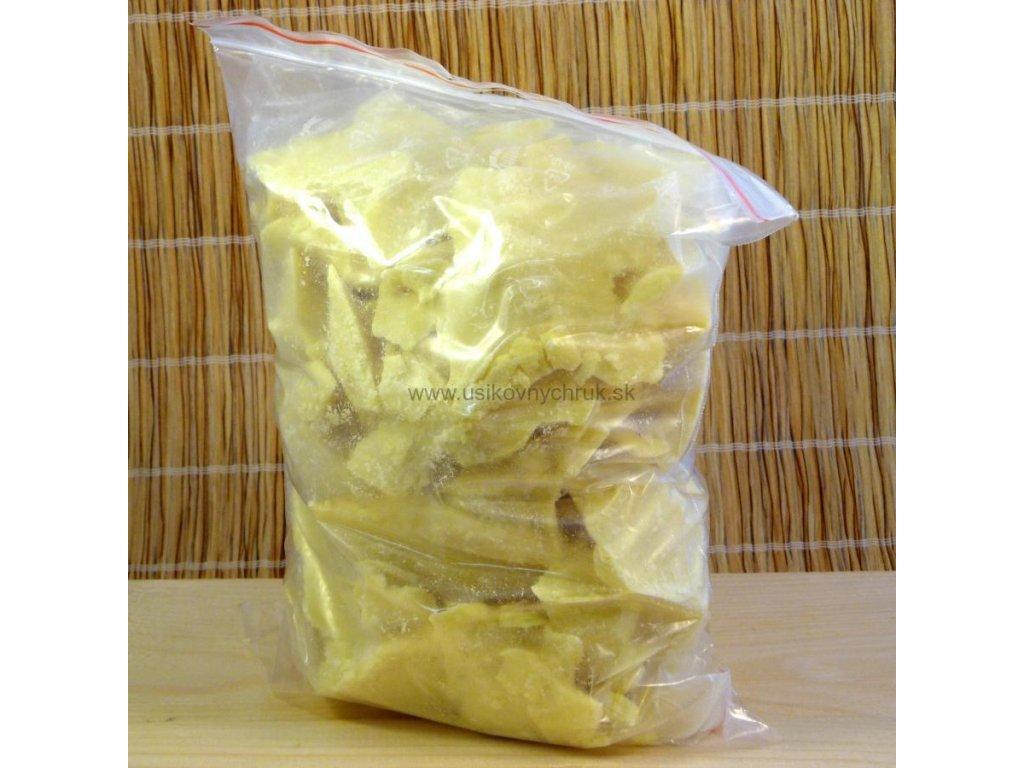 organické deodorizované kakaové maslo