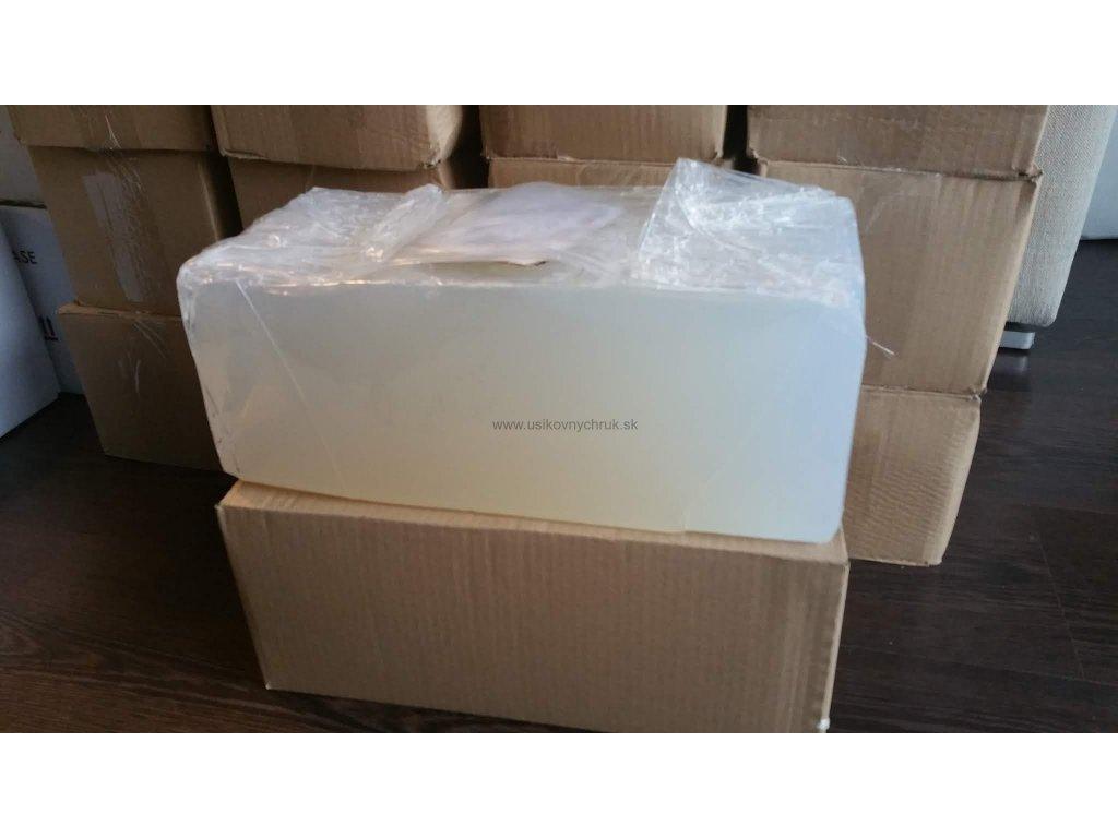 Priehľadná mydlová hmota 9 kg