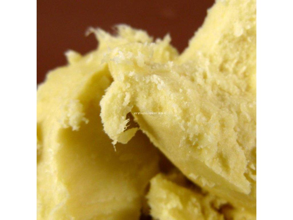 Organické bambucké maslo 1 kg