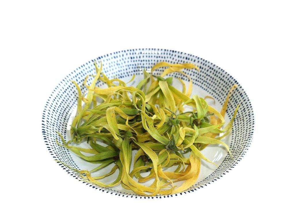 ylang ylang pomarančový kvet