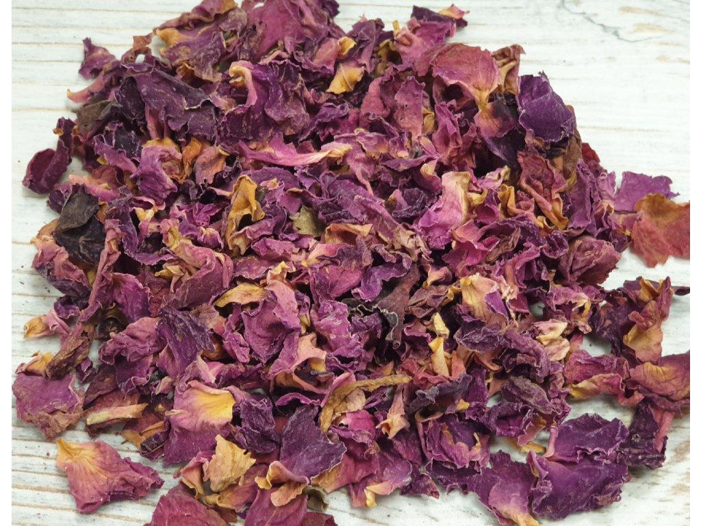 Ružové lupienky 10 g
