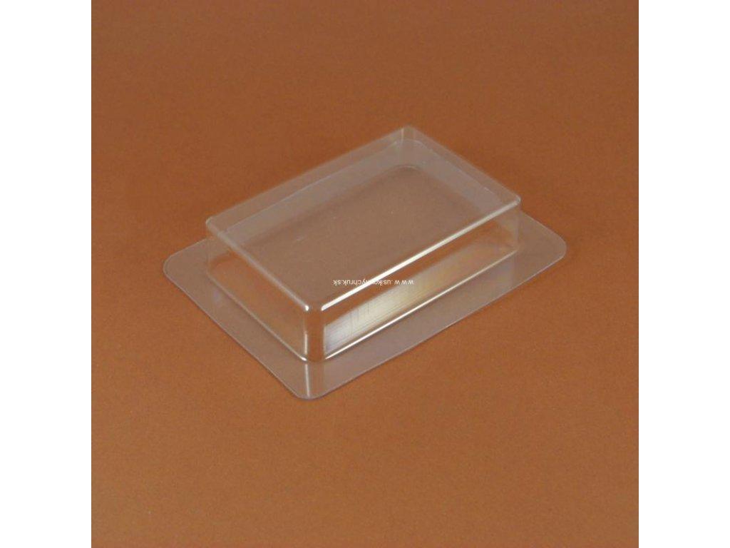 Forma na mydlo OBDĹŽNIK 90 g