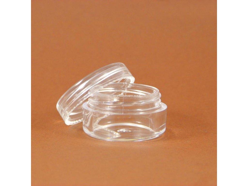 Plastový obal 5 ml