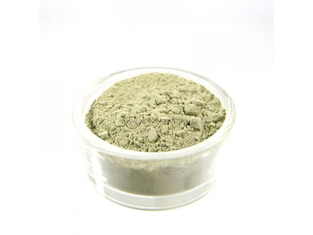 Zelený kozmetický íl 100 g