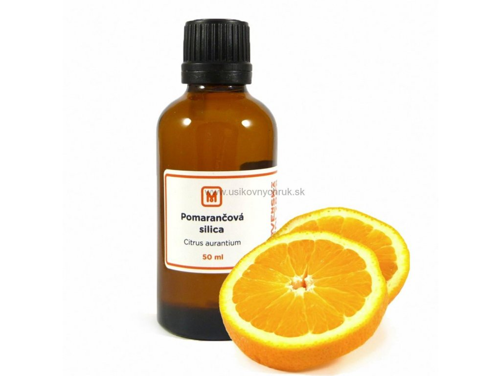Pomarančová silica 50ml