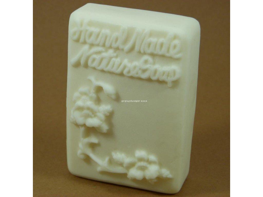 """Silikónová forma na mydlo """"Natur soap"""""""