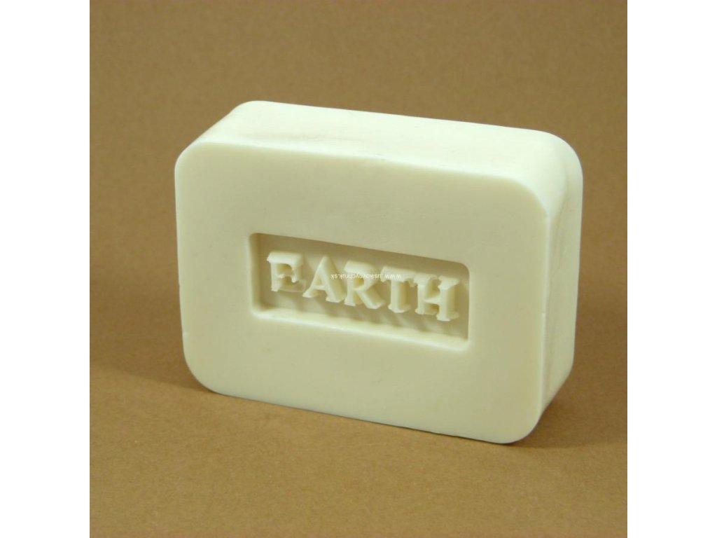 Silikónová forma na mydlo EARTH