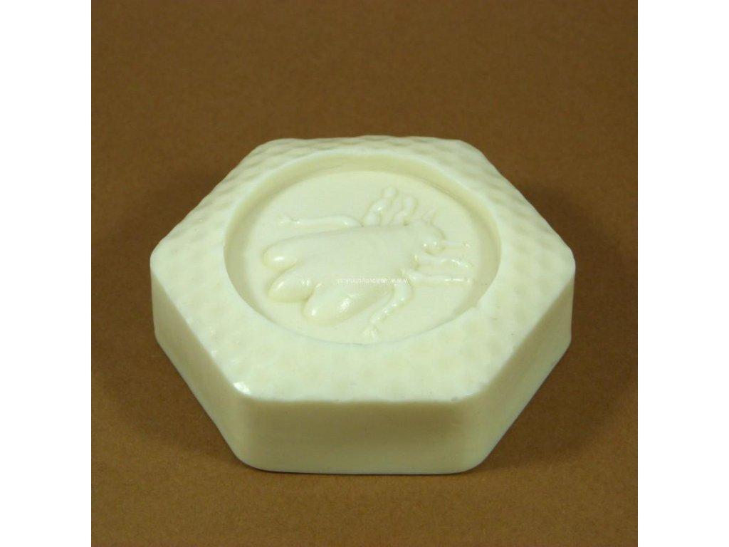 Silikónová forma na mydlo VČELA
