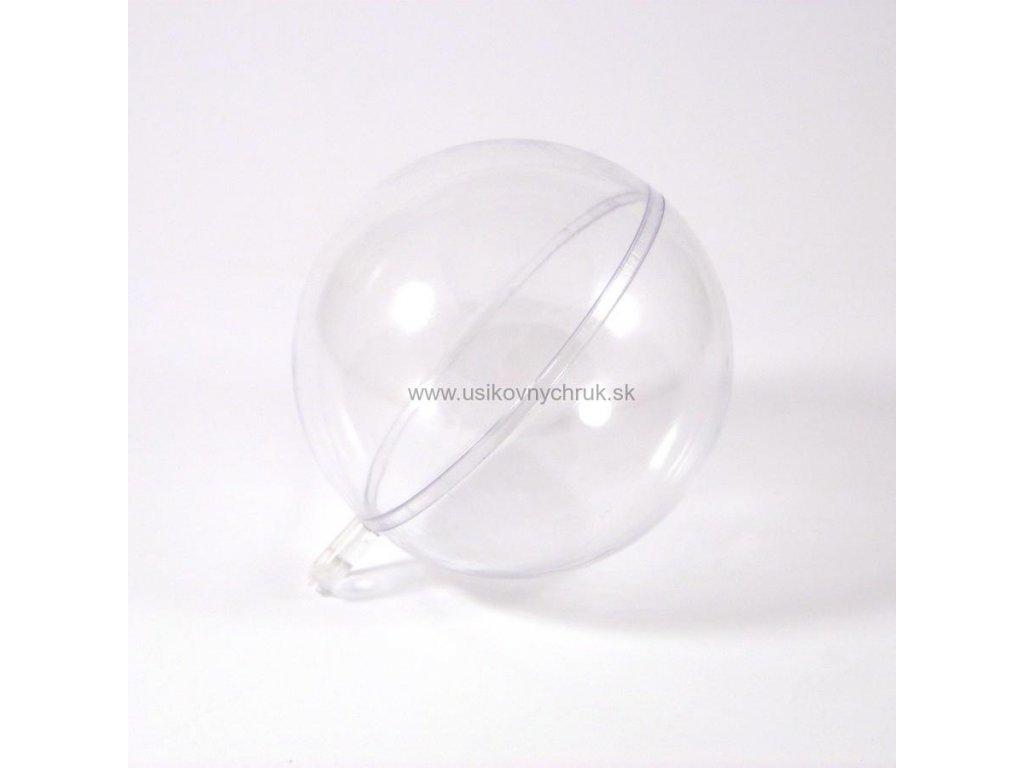 Plastová forma na šumivky GUĽA