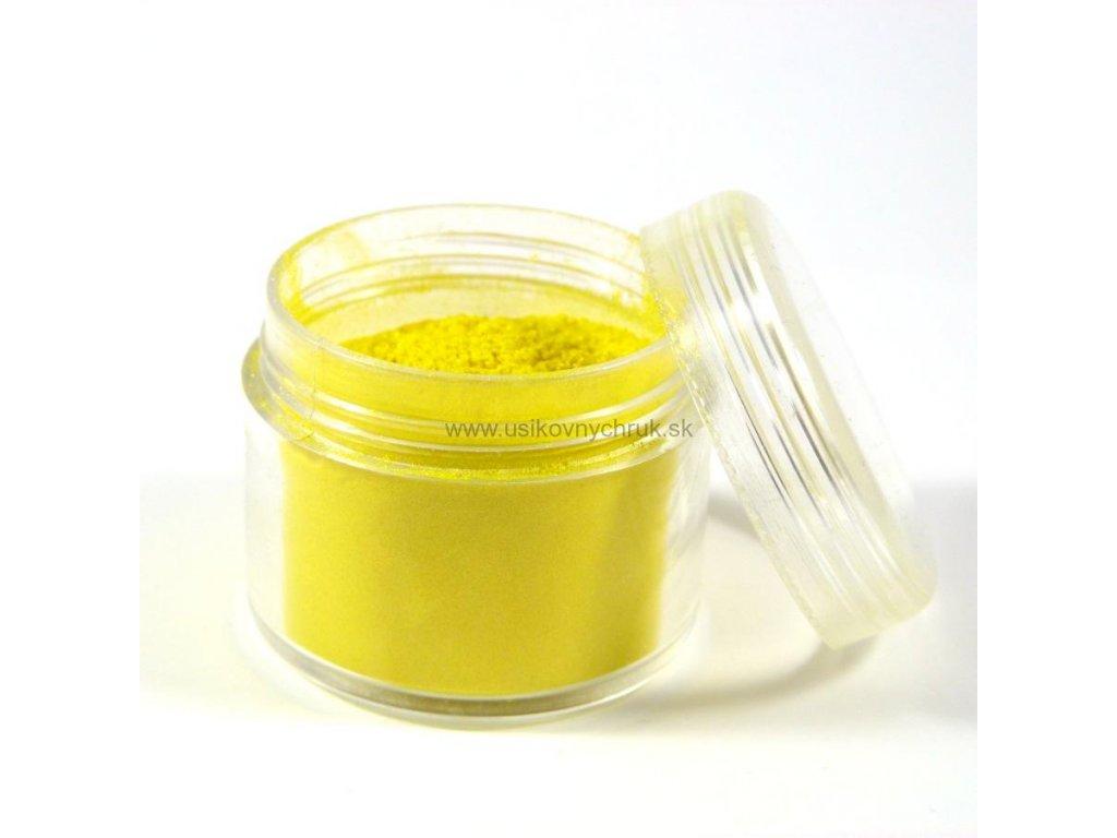 MICA - Jasne žltá 5 g
