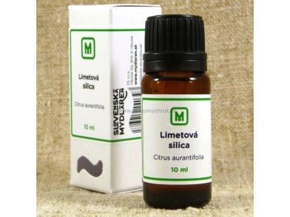 Limetová silica esenciálny olej