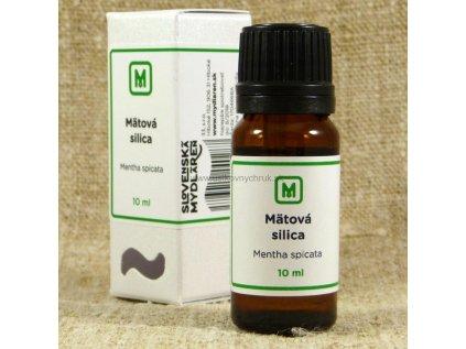 Mätová silica 10 ml