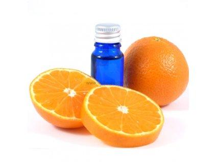 Tangerinková silica 10 ml