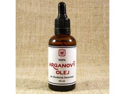 BIO Arganový olej - za studena lisovaný
