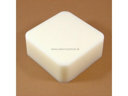 """4x silikónová forma na mydlo  """"Štvorec"""""""