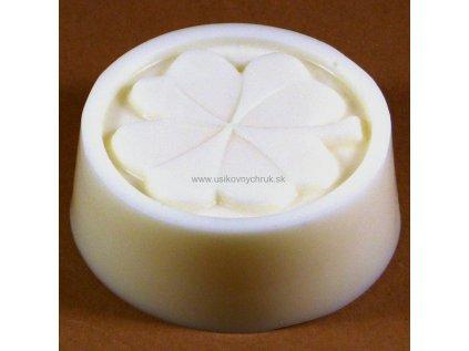 Silikónová forma na mydlo ŠTVORLÍSTOK