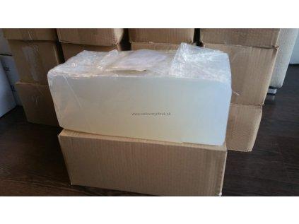 Biela mydlová hmota 9 kg